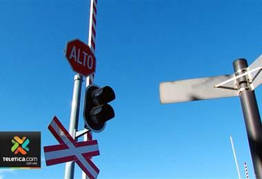 En menos de un mes se presentaron 20 incidentes con las agujas en los cruces del tren