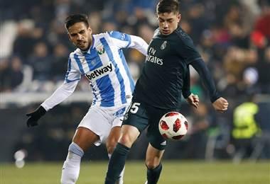 Real Madrid-Leganés.|realmadrid.com