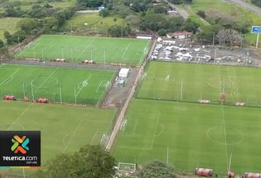 Centro de Alto Rendimiento es el principal semillero de Alajuelense a mediano plazo