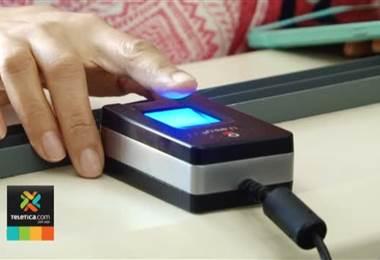 La Caja lanzó un plan piloto de autentificación a través de la huella dactilar