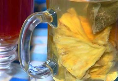 Conozca las bondades del té de tilo