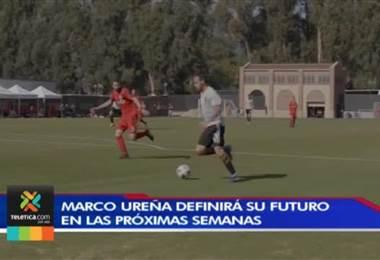 Marco Ureña tiene tres alternativas para su futuro en equipos tanto nacionales como extranjeros