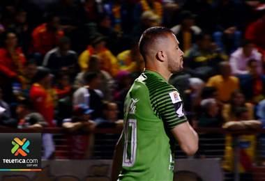 Daniel Cambronero se ilusiona con volver a ser llamado a la Selección Nacional