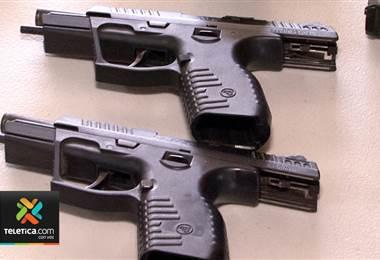 Ministro de Seguridad asegura que si no se modifica la ley de armas no se podrá reducir homicidios