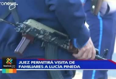 Juez autoriza visita familiar para periodistas Lucía Pineda y Miguel Mora detenidos en Nicaragua