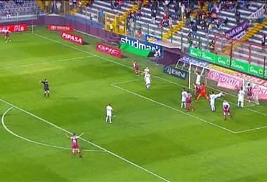 Fútbol Nacional: Saprissa 4 - 1 Carmelita