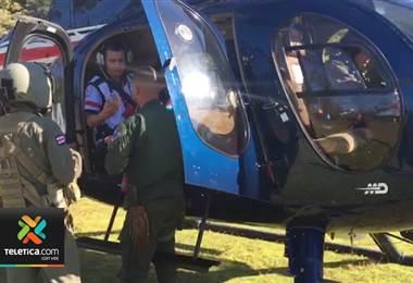 Tres policías caminaron poco más de dos horas para auxiliar a una bebé en Punta Burica