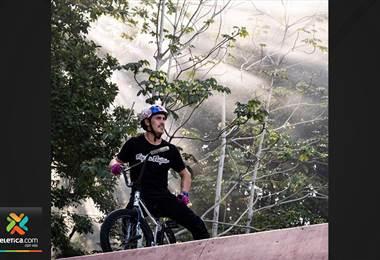 El 2019 reta al ciclista Kenneth Tencio