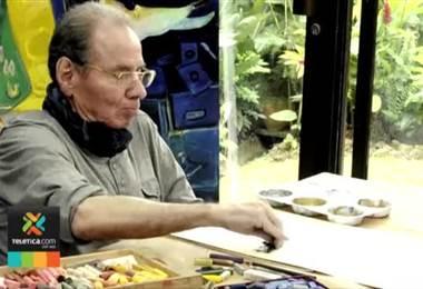 La Galería Nacional brindará un homenaje póstumo al artista Rafa Fernández