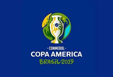 Ronaldinho, Cafú y Zico, estrellas del sorteo de la Copa América 2019. Foto conmebol.com