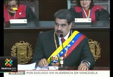 """Nuría Marín: """"En Venezuela no existe una real división de poderes, todos pertenecen al Ejecutivo"""""""