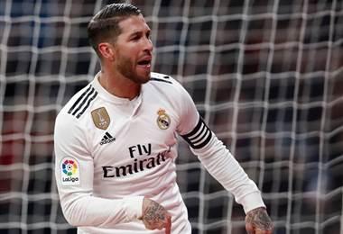 Sergio Ramos, defensor del Real Madrid.|realmadrid.com