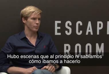 """Conversamos con el director de la película """"Escape room"""", promesa del género del horror"""