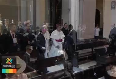Papa Francisco instó a obispos centroamericanos a acoger, proteger e integrar a los migrantes de la región
