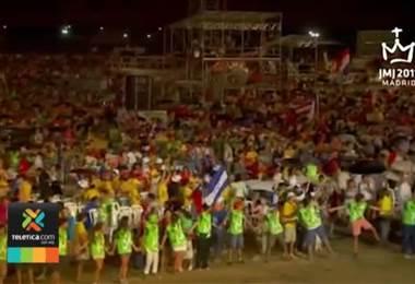 Muchos costarricenses ya saben lo que es participar en una Jornada Mundial de la Juventud