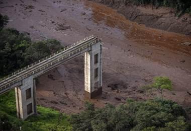 Tragedia en mina de Brasil |AFP.