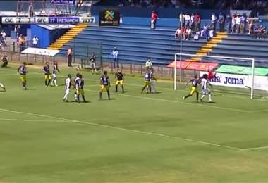 Fútbol Nacional: Cartaginés 2 - 3 Guadalupe