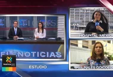 Óscar Arias declarará esta tarde en la audiencia del caso crucitas