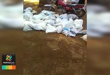 Autoridades intervinieron una gallera clandestina en Santa Cruz de Guanacaste