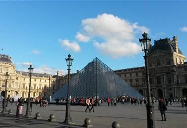 Mouseo Louvre en París, Francia.|Fernando Araya