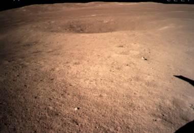 China se convierte en el primer país que aluniza en la cara oculta de la Luna..|AFP