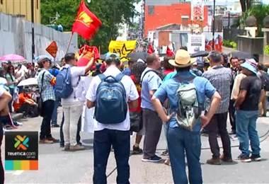 Tras casi 4 meses de la huelga nacional los juzgados todavía no la declaran legal o ilegal