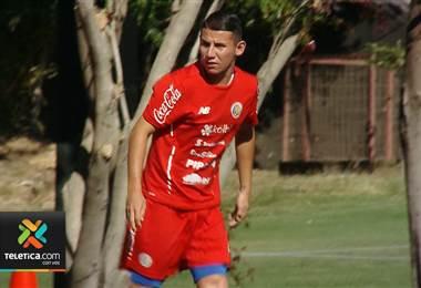 Ronaldo Araya disfruta de su primer llamado a la tricolor pese a las dificultades que ha enfrentado