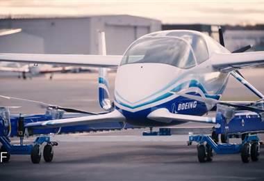 Boeing realiza con éxito la primera prueba de su aeronave autónoma