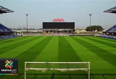 Avaya Stadium será la sede del partido de la Sele ante Estados Unidos este fin de semana