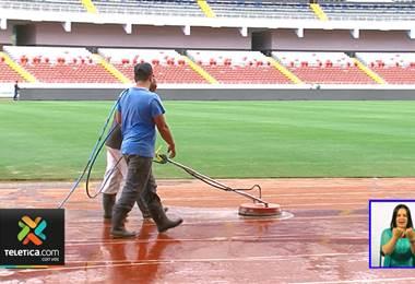 Últimos detalles para los 90 minutos por la vida en el Estadio Nacional se están afinando