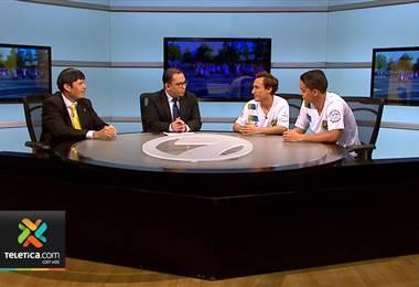 Entrevista con miembros de la banda de Acosta