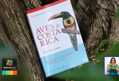Nueva guía de observación permitirá a los turistas reconocer con más facilidad las aves de nuestro país