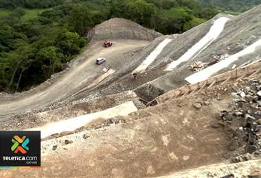 Comisión procarretera de Monteverde y Conavi buscarán una nueva empresa para terminar la vía