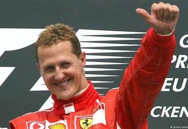 Michael Schumacher.|DW