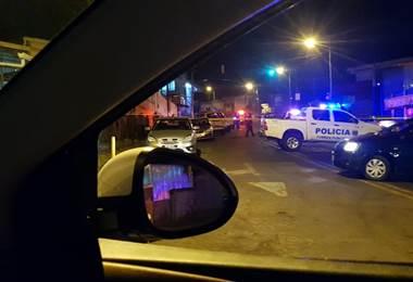 Hombre fallece en balacera en Ipís