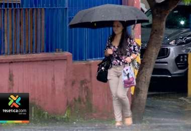 Onda tropical #40 afectará al país este jueves en la tarde y noche