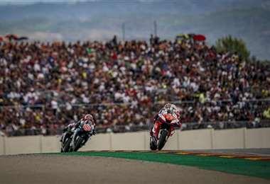 Brasil volverá al calendario del Mundial de MotoGP en 2022 | AFP