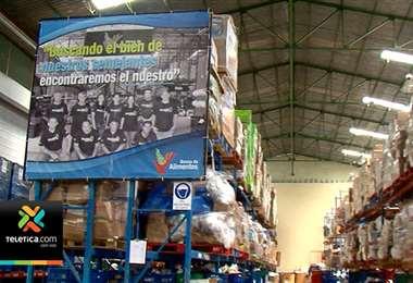 Banco Alimentos realizará nueva campaña de recolección de víveres y usted puede sumarse y colaborar