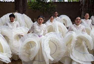 Compañía Folclórica Curubandá