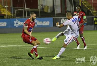San Carlos venció al Santos en Guápiles   Prensa San Carlos