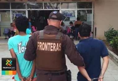 La Policía de Fronteras detuvo a 82 presuntos traficantes de personas en lo que va del año