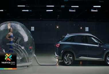Tecnología de vehículos de hidrógeno es una alternativa muy limpia pero poco conocido