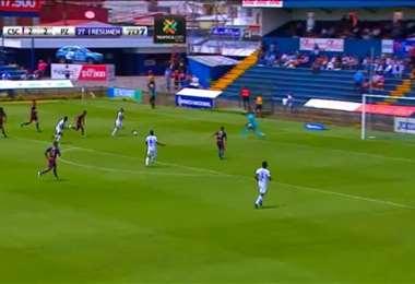 Fútbol Nacional: Cartaginés 2 - 2 Pérez Zeledón