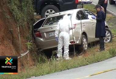 OIJ investiga muerte de hombre cuyo cuerpo fue localizado con heridas de arma blanca