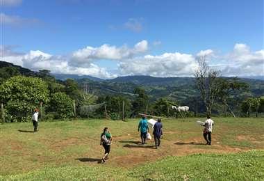 Población indígena costarricense