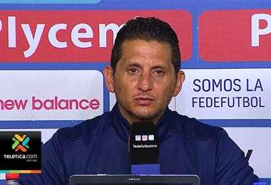 Rónald González tendrá agenda llena las próximas tres semanas