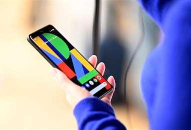 El teléfono de Google, Pixel.