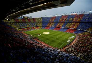 Estadio Camp Nou Barcelona | AFP