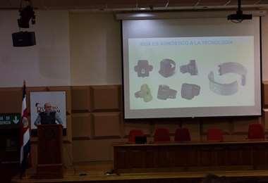 Empresas muestran tecnología para monitoreo electrónico de reos