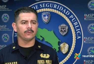 Oficial Milton Alvarado
